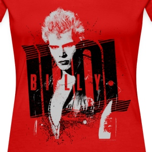 Don't Stop Billy Idol Women's T-Shirts - Women's Premium T-Shirt