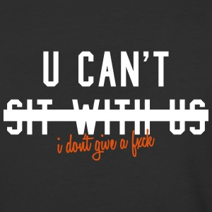 U Cant Sit With Me T-Shirts - Baseball T-Shirt