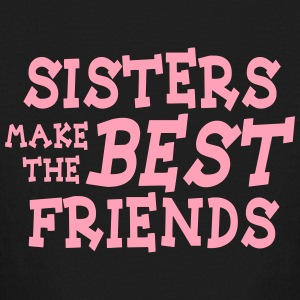 sisters make the best friends T-shirts Enfant - T-shirt manches longues pour enfants