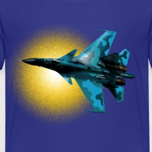 Fighter Su-33 Baby & Toddler Shirts - Toddler Premium T-Shirt
