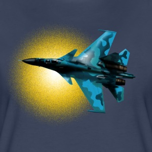 Fighter Su-33 Women's T-Shirts - Women's Premium T-Shirt