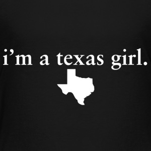 Texas Girl Pride Proud T-Shirt Tee Top Shirts Baby & Toddler Shirts - Toddler Premium T-Shirt
