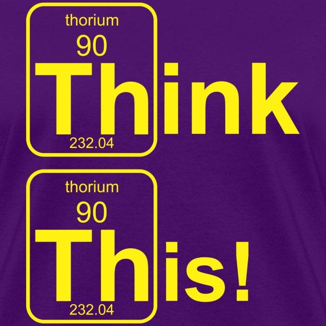 Thorium Th3 B f