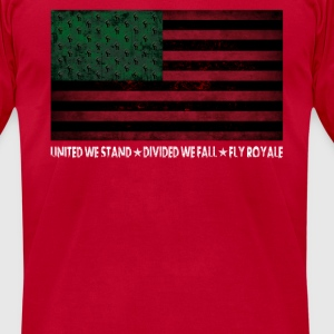UNITED WE STAND - Men's T-Shirt by American Apparel