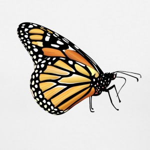 Monarch Butterfly Women's T-Shirts - Women's V-Neck T-Shirt