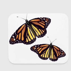 Monarch Butterfly Other - Mouse pad Horizontal