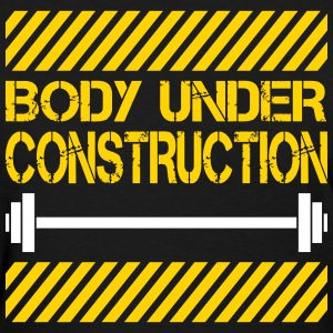 Body under construction Women's T-Shirts - Women's T-Shirt