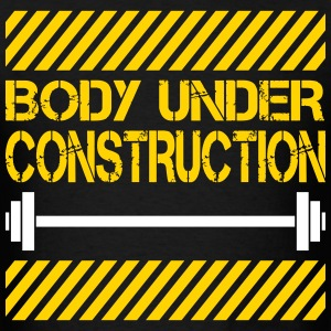 Body under construction T-Shirts - Men's T-Shirt