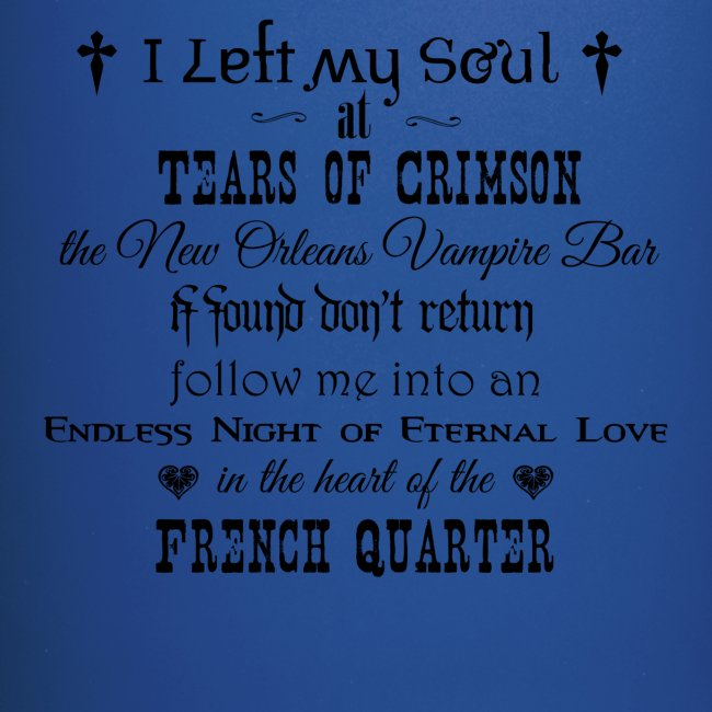 Immortal Cup of Tears