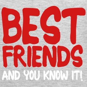 best friends and you know it ii 2c Tanks - Women's Premium Tank Top