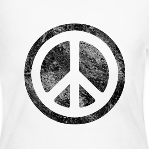 Peace Symbol-dissd - Women's Long Sleeve Jersey T-Shirt