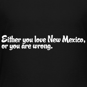 New Mexico Love Pride Proud T-Shirt Tee Top Shirt Baby & Toddler Shirts - Toddler Premium T-Shirt