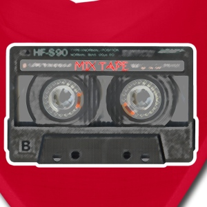 Retro Mix Tape - Bandana