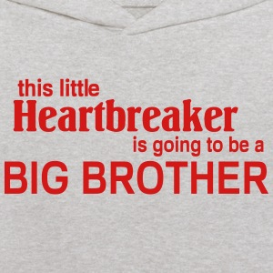 This little Heart breaker is going to be a Big Bro Sweatshirts - Kids' Hoodie