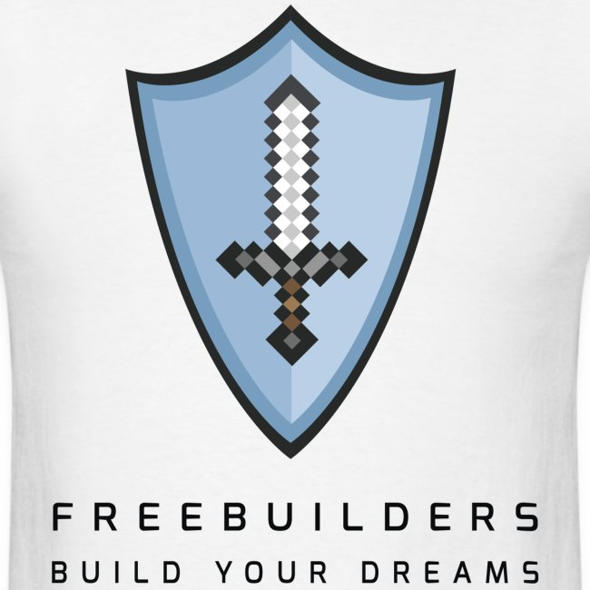 Men's T - Freebuilders Clean