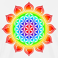 Design ~ Flower of Life (Lotus Flower)