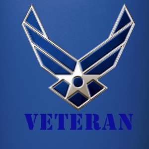 US Air Force Veteran Coffee Cup - Full Color Mug