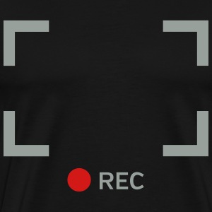 Recording T-Shirts - Men's Premium T-Shirt