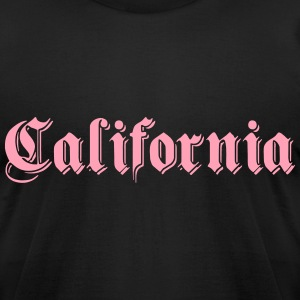 California T-Shirts - Men's T-Shirt by American Apparel
