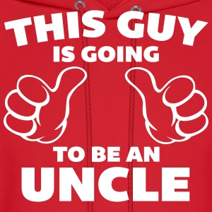 This Guy Uncle  Hoodies - Men's Hoodie