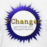 Design ~ PChanger T-Shirt (Womens) - White