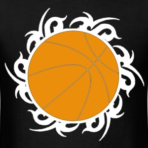 Basketball tribal T-Shirts - Men's T-Shirt