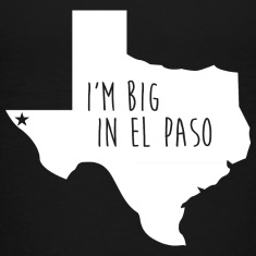 El Paso Big Pride Proud T-Shirt Tee Top Shirt Baby & Toddler Shirts