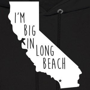 Long Beach Big Pride Proud T-Shirt Tee Top Shirt Hoodies - Men's Hoodie