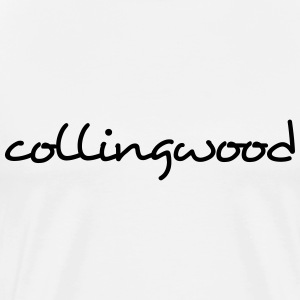 Collingwood, Ontario Canada - Men's Premium T-Shirt