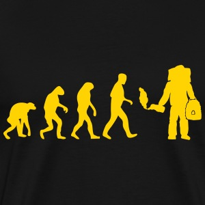 beekeeper evolution T-Shirts - Men's Premium T-Shirt