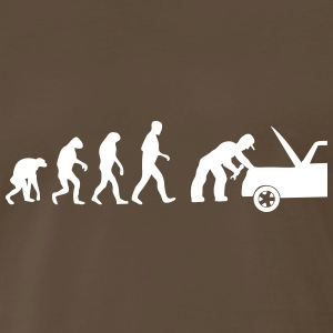 mechanic evolution T-Shirts - Men's Premium T-Shirt