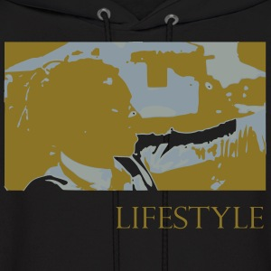 Lifestyle - Young Thug - Men's Hoodie