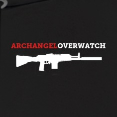 Archangel_overwatch_rifle Hoodies