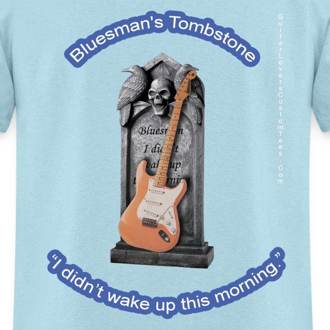 Bluesman's Tombstone