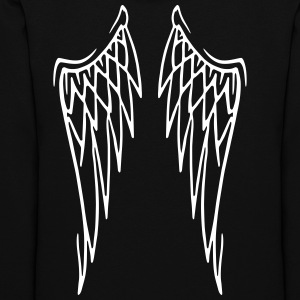 sweat angel wings - Women's Hoodie