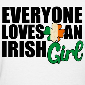 Irish Girl Women's T-Shirts - Women's T-Shirt