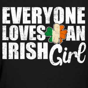 Everyone Loves an Irish Women's T-Shirts - Women's T-Shirt