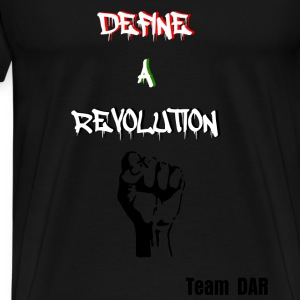 TeamDAR Fist T-Shirts - Men's Premium T-Shirt
