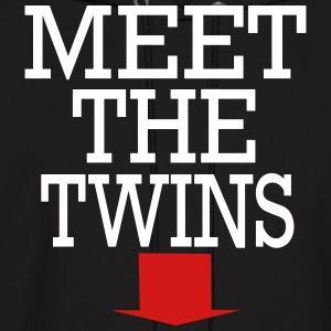 MEET THE TWINS - Men's Hoodie