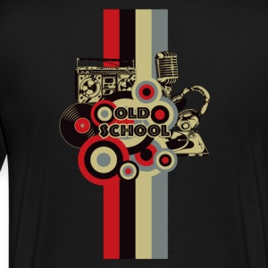 Old School - Men's Premium T-Shirt