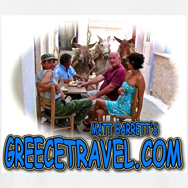 GREECETRAVEL DONKEY MEZE (men)