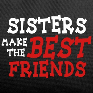 sisters make the best friends 2c Bags & backpacks - Duffel Bag