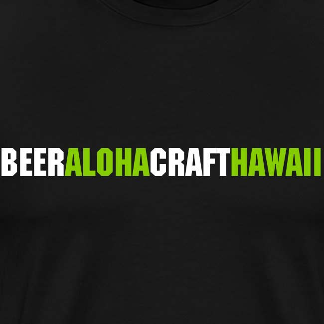 BEERALOHACRAFTHAWAII Mens