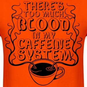 Caffeine System - Men's T-Shirt
