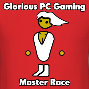 PC Gaming Master Race - Men's T-Shirt