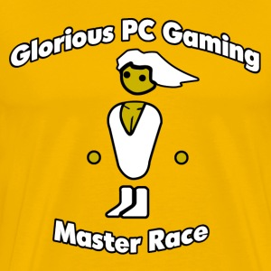 PC Gaming Master Race - Men's Premium T-Shirt