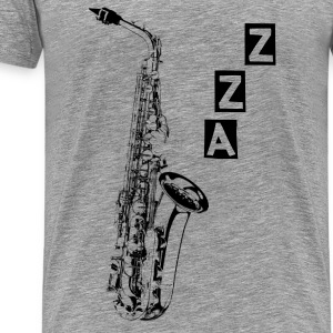 sax - Men's Premium T-Shirt