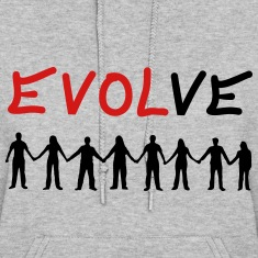 Evolve - Love Hoodies
