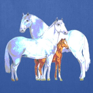 Horse Family - Tote Bag