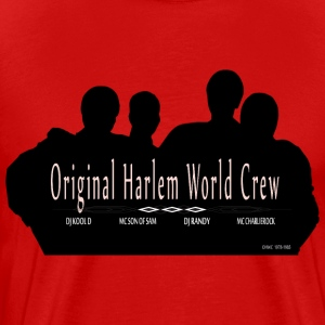 Harlem World Crew the4 T-Shirts - Men's Premium T-Shirt